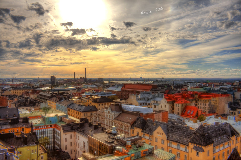 helsinki_from_above